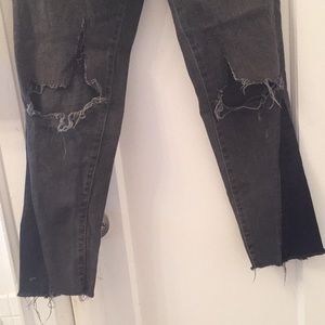 Urban Outfitters Jeans - High waist distressed jeans
